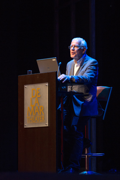 Theatercollege Dick Swaab