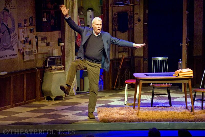 Theatercollege Adriaan Van Dis ©