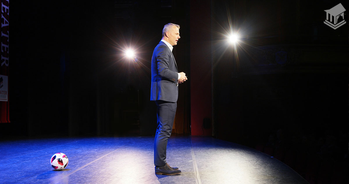 Laatste Theatercolleges Bjorn Kuipers